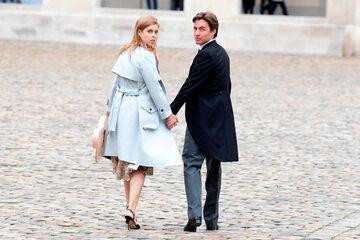 Księżniczka Beatrycze i Edoardo Mapelli Mozzi