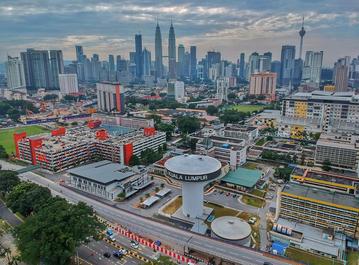 Kuala Lumpur, Malezja