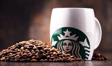 Kubek Starbucksa