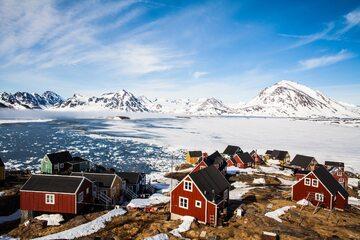 Kulusuk na Grenlandii