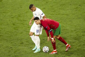 Kylian Mbappe i Cristiano Ronaldo