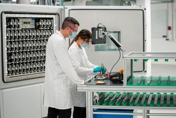 Laboratorium Volkswagena
