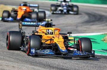 Lando Norris i Daniel Ricciardo