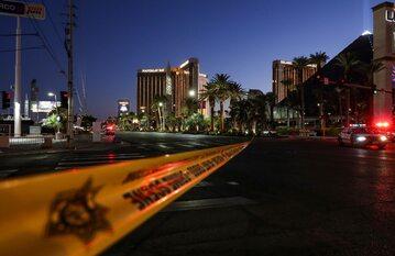 Las Vegas po ataku na koncercie