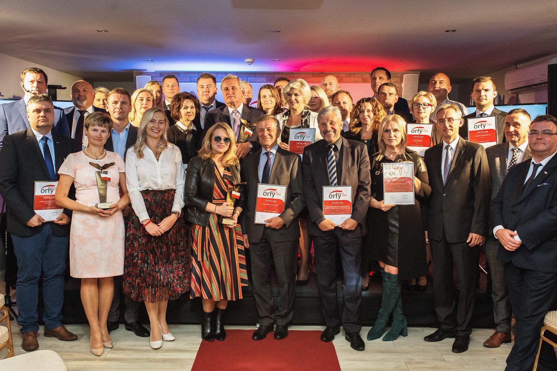 """Laureaci nagrody """"Orły"""" Wprost 2019, Lubelskie"""