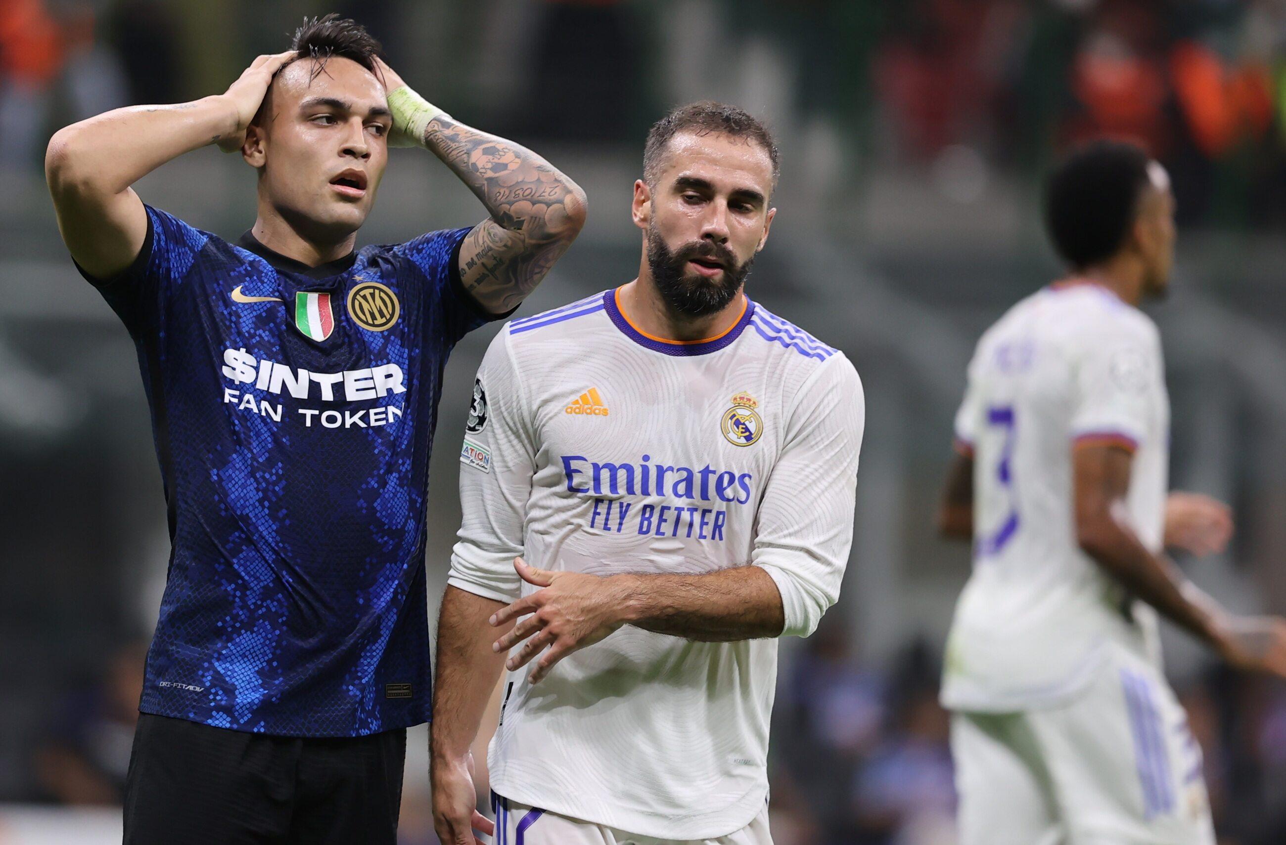 Liga Mistrzów. Inter Mediolan – Real Madryt. Wynik i podsumowanie spotkania