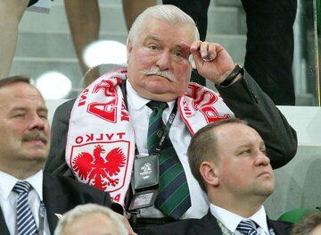 Lech Wałęsa (zdjęcie archiwalne)