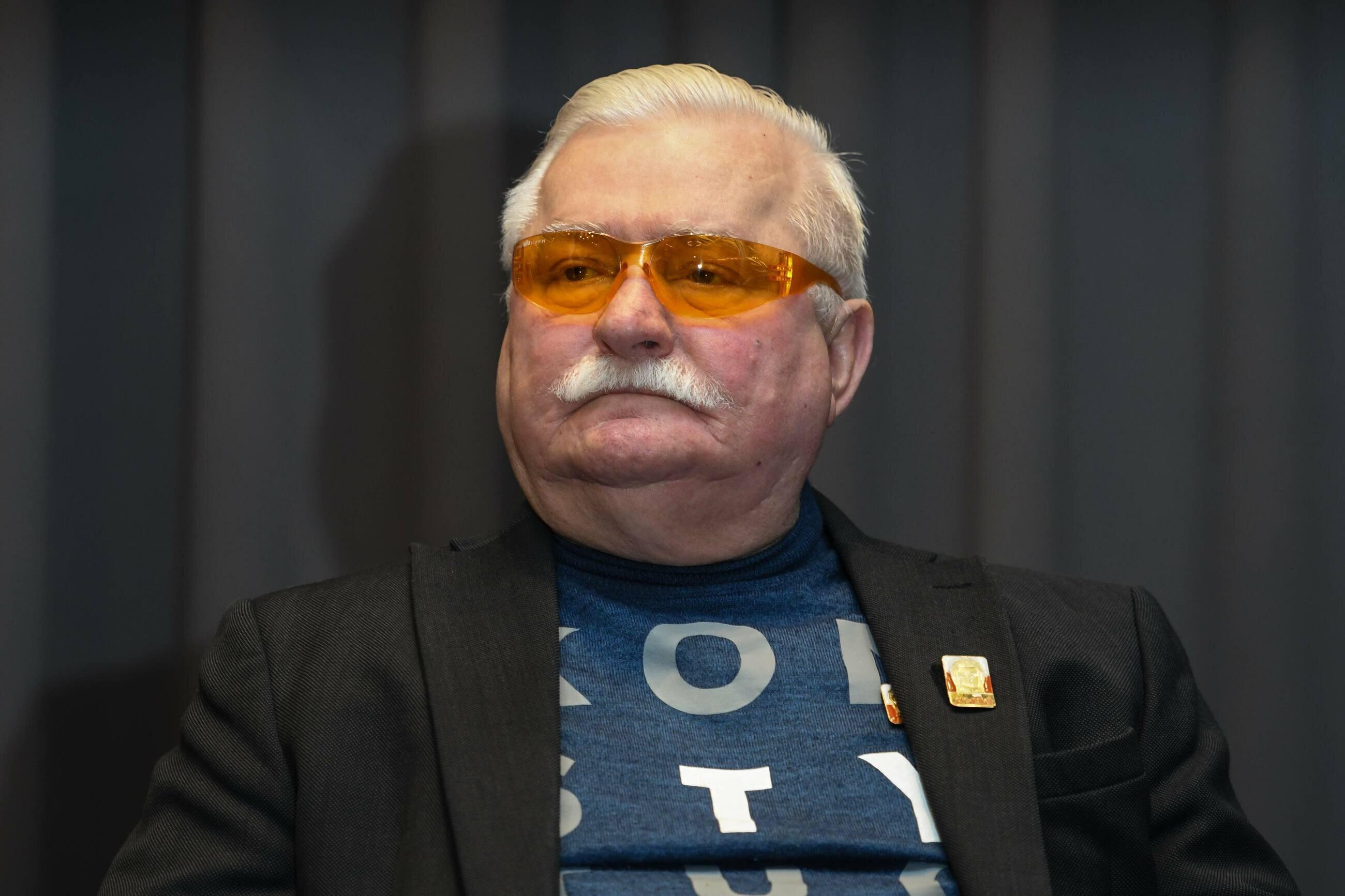 Sławomir Wałęsa mówi wprost. Rządzi mama w rodzinie Wałęsów.