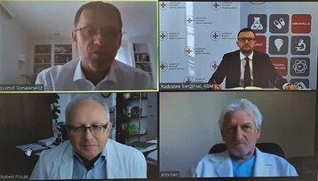 Leczenie COVID-19 – spotkanie ekspertów