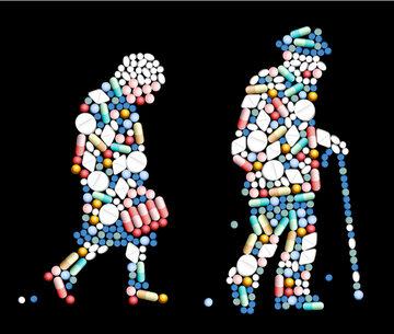 Lek na osteoporozę, zdjęcie ilustracyjne