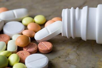 Lekarstwa, zdjęcie ilustracyjne
