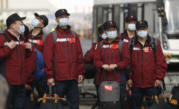 Lekarze z Chin