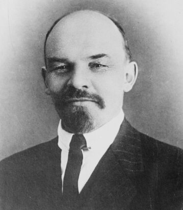 Lenin w 1915 roku