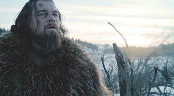"""Leonardo DiCaprio w filmie """"Zjawa"""""""