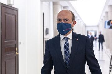 Lider PO Borys Budka