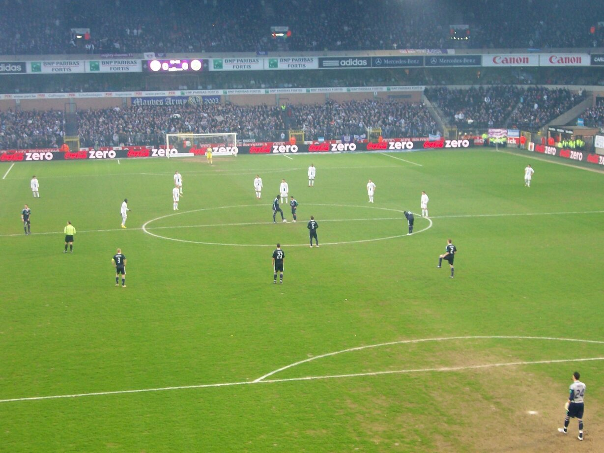 Liga belgijska zakończyła rozgrywki z powodu koronawirusa