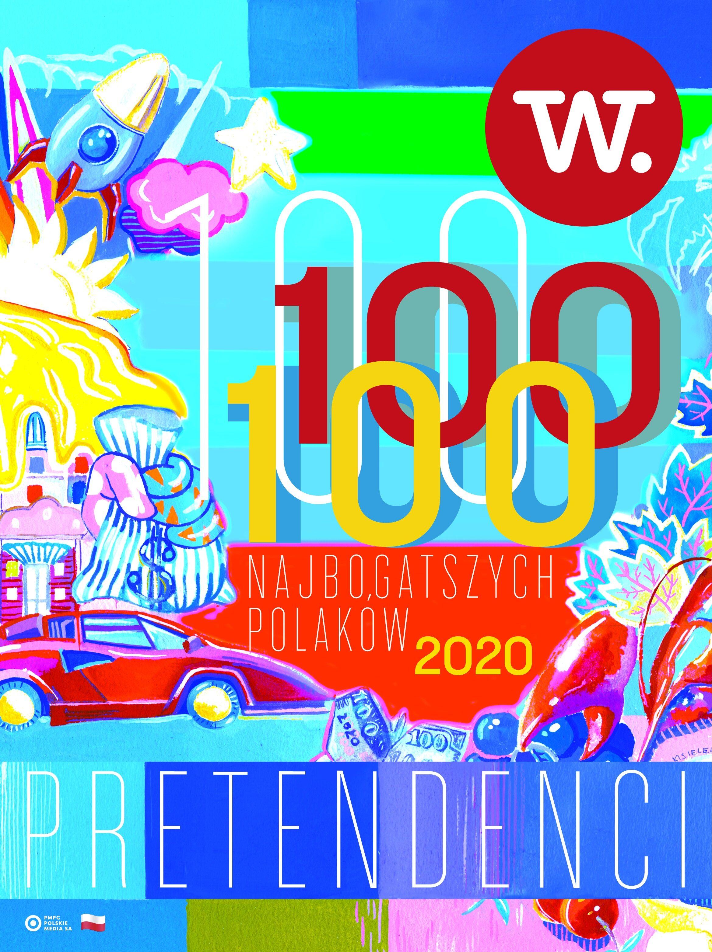Lista 100 najbogatszych Polaków 2020: Pretendenci