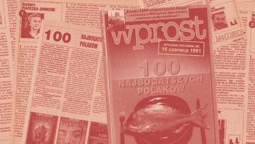 Lista 100 Najbogatszych Polaków. Edycja 1991