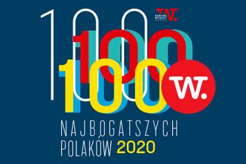 """Lista 100 Najbogatszych Polaków """"Wprost"""""""