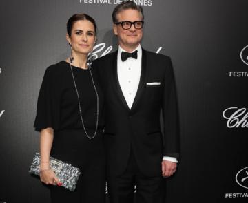 Livia Giuggioli i Colin Firth