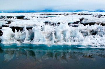 Lód szelfowy