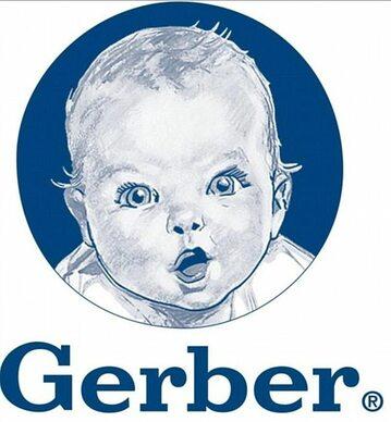 Logo firmy Gerber, czyli szkic twarzy czteromiesięcznej Ann Turner Cook