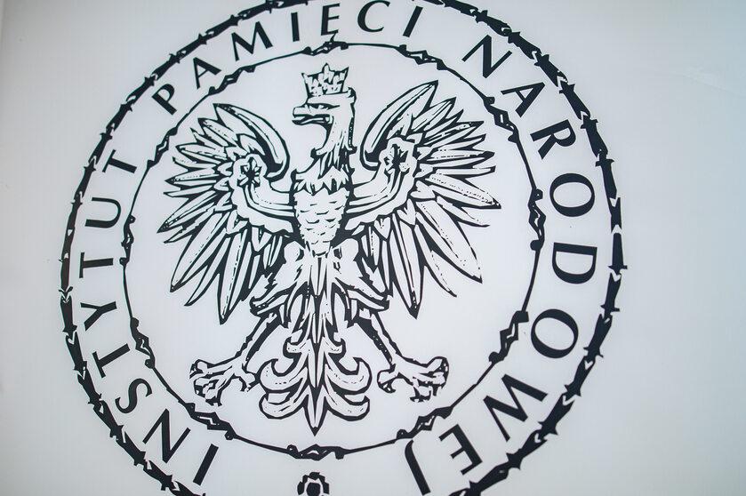 Logo Instytuty Pamięci Narodowej