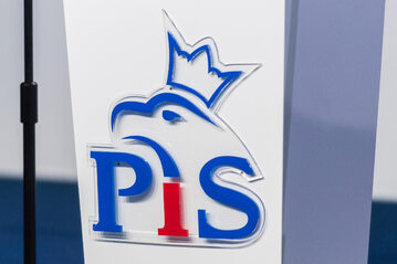 Logo PiS, zdj. ilustracyjne