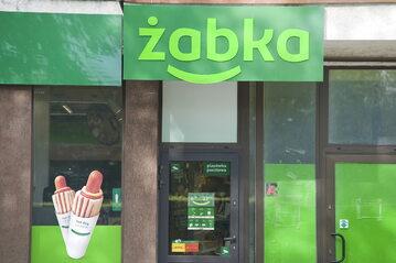 Logo sklepu Żabka
