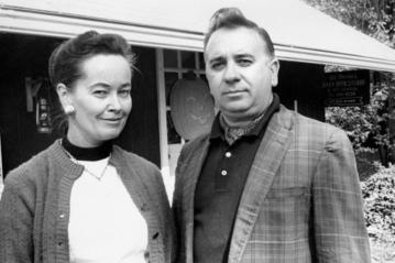 Lorraine i Ed Warren
