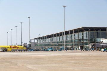 Lotnisko Dalaman w Turcji