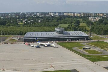 Lotnisko im. Władysława Reymonta w Łodzi