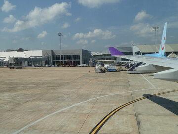 Lotnisko w Krabi
