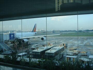 Lotnisko w Manili