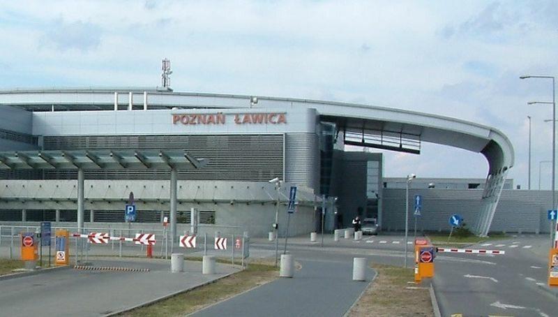 Lotnisko w Poznaniu