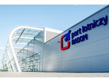 Lotnisko w Radomiu zostało zamknięte dla ruchu pasażerskiego z końcem grudnia 2018 roku