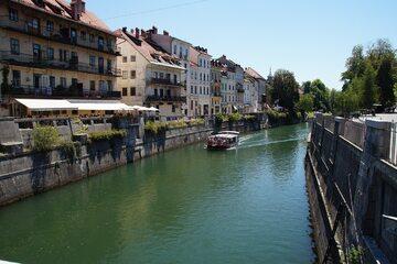 Lublana, zdjęcie ilustracyjne