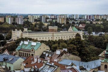 Lublin, zdjęcie ilustracyjne
