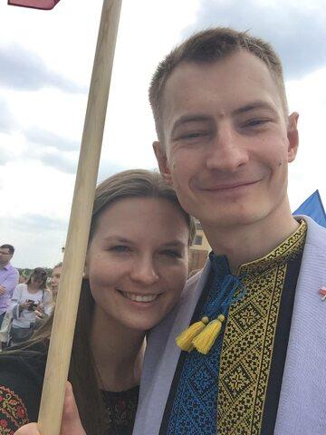 Ludmiła Kozłowska i Bartosz Kramek