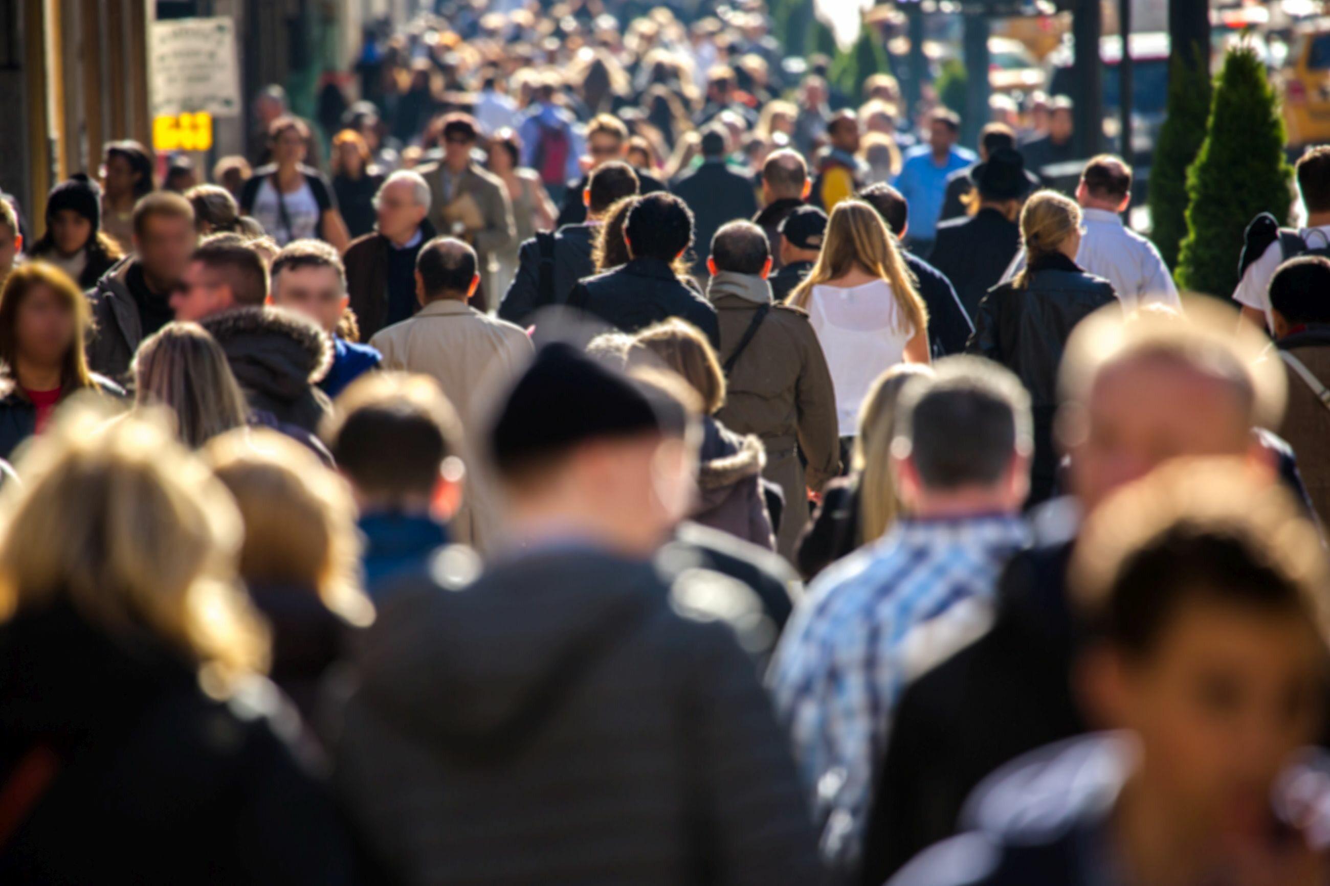 Ludzie, zdjęcie ilustracyjne