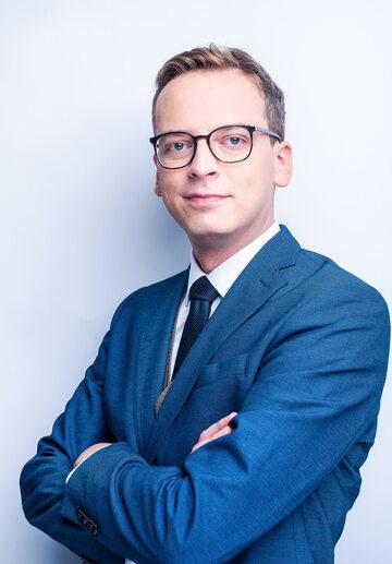 Łukasz Blichewicz - współzałożyciel i prezes zarządu grupy Assay