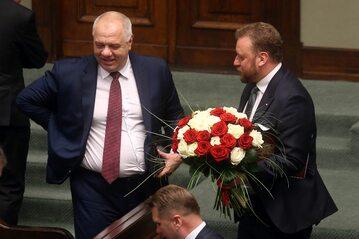 Łukasz Szumowski po głosowaniu nad wotum nieufności