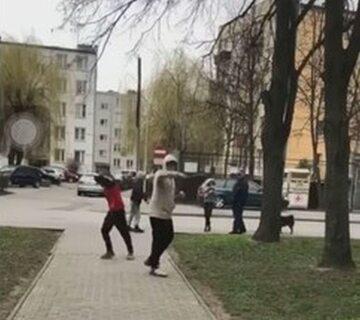 Łukowskie dzieci z nagrania