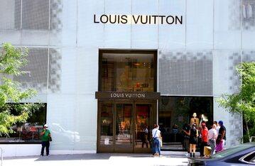 Luksusowa grupa LVMH jest właścicielem między innymi marki Louis Vuitton