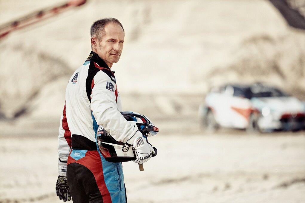 Maciej Lubiak kierowca rajdowy, biznesmen