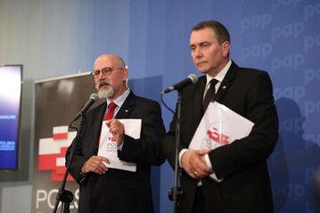 Maciej Świrski oraz Cezary Jurkiewicz
