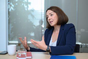 Magdalena Paradzińska, dyrektor generalna Novo Nordisk Polska