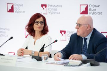 Magdalena Pietrzak i Sylwester Marciniak