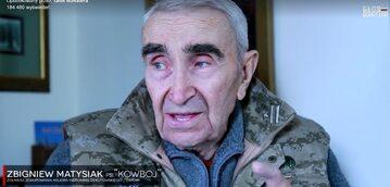 """Major Zbigniew Matysiak ps. """"Kowboj"""""""