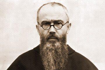 Maksymilian Maria Kolbe w 1936 roku